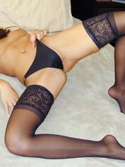 This chick is any guy`s dream come - Sexy Women in Lingerie - Picture 14