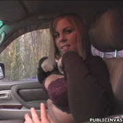 Perfect boobs blonde babe likes being - XXX Dessert - Picture 6