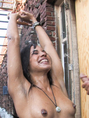 Wasn�t allowed to goldenshower herself, - XXXonXXX - Pic 7