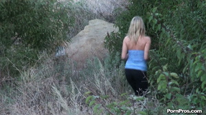 Escaping from ruthless and brutal public sex bulldozer - XXXonXXX - Pic 6