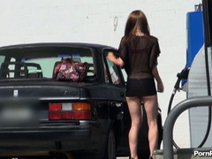 Cute dress adrenalizes all angels of public sex in - XXXonXXX - Pic 5
