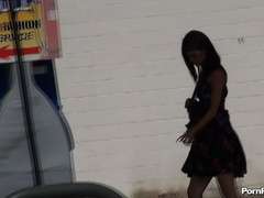 Cute dress adrenalizes all angels of public sex in - XXXonXXX - Pic 9