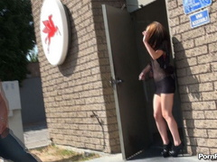 Cute dress adrenalizes all angels of public sex in - XXXonXXX - Pic 14