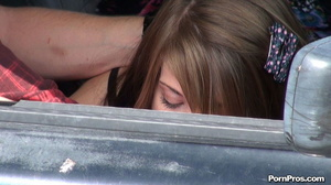 Had the hottest and longest public sex with much older lad in his car! - XXXonXXX - Pic 5