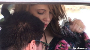 Had the hottest and longest public sex with much older lad in his car! - XXXonXXX - Pic 10