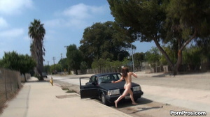 Had the hottest and longest public sex with much older lad in his car! - XXXonXXX - Pic 16