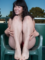 Do all fatsos not shave their - Sexy Women in Lingerie - Picture 5