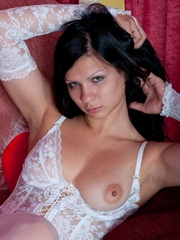 There is no way of avoiding banging - Sexy Women in Lingerie - Picture 4