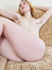 Her hairy girls pinky cave is all - Sexy Women in Lingerie - Picture 8