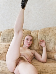 Her hairy girls pinky cave is all - Sexy Women in Lingerie - Picture 13
