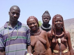 Living in one tribe and making ebony anal tricks - Picture 5