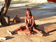 Living in one tribe and making ebony anal tricks - Picture 6