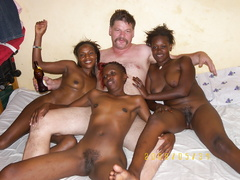 Most of these African porn ones are blowing dicks in - Picture 6