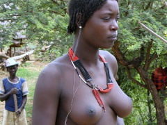 Sad and joyful those African sex models hint you - Picture 1