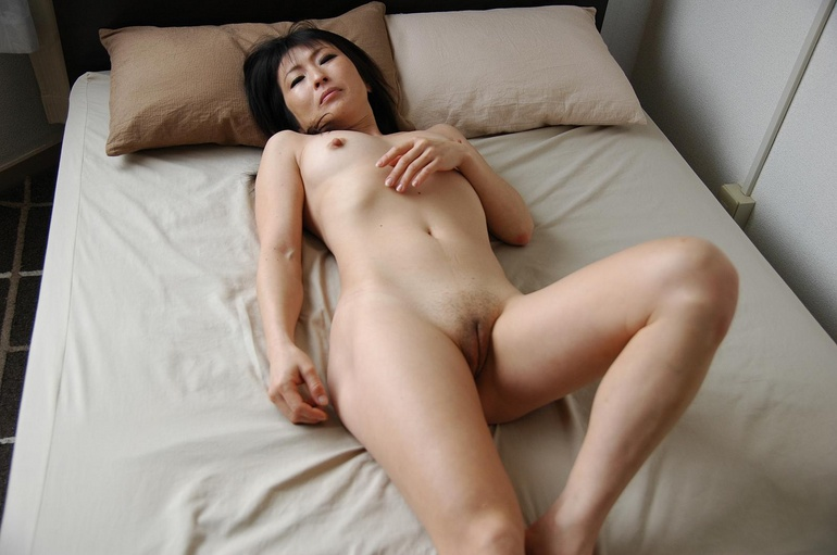 Something Mature asian mom pussy that