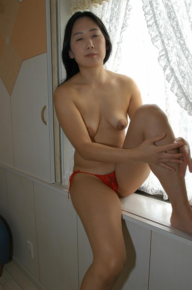 Mature asian women panties have