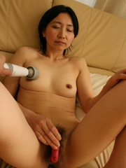 Mature asian cougar babe gets her - Sexy Women in Lingerie - Picture 9
