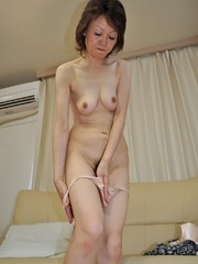 Horny asian granny with hairy - Sexy Women in Lingerie - Picture 4