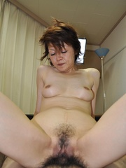 Horny asian granny with hairy - Sexy Women in Lingerie - Picture 15