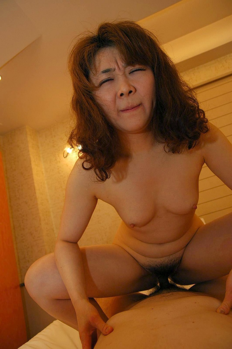 Nude japanese mature women