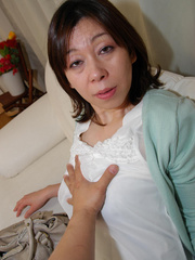 Cum hungry asian granny with - Sexy Women in Lingerie - Picture 2