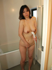 Cum hungry asian granny with - Sexy Women in Lingerie - Picture 7