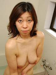 Cum hungry asian granny with - Sexy Women in Lingerie - Picture 8
