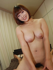 Busty japanese bimbo with hairy - Sexy Women in Lingerie - Picture 13