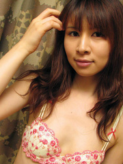 Bushy pussy japanese girl taking - Sexy Women in Lingerie - Picture 3