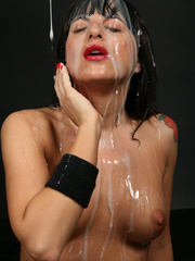 Naughty slut likes many facials and cum swallow - XXXonXXX - Pic 6