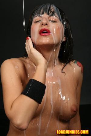 Naughty slut likes many facials and cum swallow - XXXonXXX - Pic 6