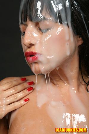 Naughty slut likes many facials and cum swallow - XXXonXXX - Pic 8