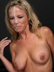 Amazing looking blonde receives the biggest cum - XXXonXXX - Pic 5