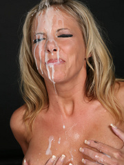 Amazing looking blonde receives the biggest cum - XXXonXXX - Pic 6