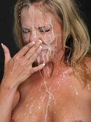 Amazing looking blonde receives the biggest cum - XXXonXXX - Pic 7