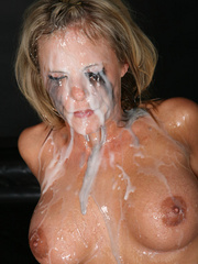 Amazing looking blonde receives the biggest cum - XXXonXXX - Pic 9