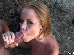 This is the cock she loves to have public sex - XXXonXXX - Pic 9