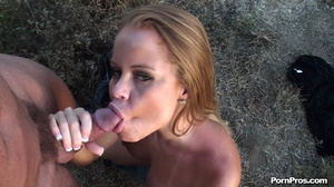 This is the cock she loves to have public sex contact with! - XXXonXXX - Pic 9