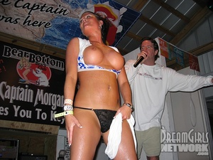 Amateur anal models going ahead calling for King of the Seas and Oceans at naval party - XXXonXXX - Pic 3