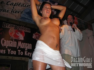 Amateur anal models going ahead calling for King of the Seas and Oceans at naval party - XXXonXXX - Pic 8