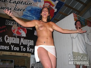 Amateur anal models going ahead calling for King of the Seas and Oceans at naval party - XXXonXXX - Pic 11