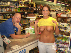 Showing her public sex boobs in the finest naked - XXXonXXX - Pic 6