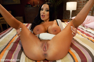 Busty wife is caught with girlfriend and - XXX Dessert - Picture 3