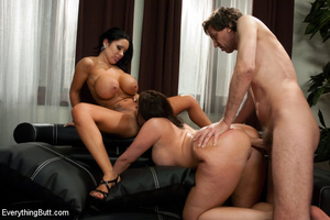 Busty wife is caught with girlfriend and - XXX Dessert - Picture 12