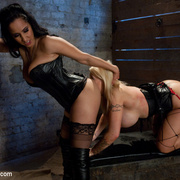 Candy Manson dominated and sodomized in - XXX Dessert - Picture 4