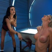 All anal domination and Sci-fi latex - XXX Dessert - Picture 7