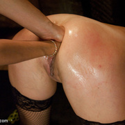 Anal Fisting and huge toys for a gaping - XXX Dessert - Picture 6