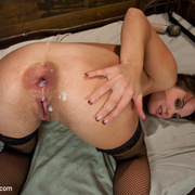 Anal Fisting and huge toys for a gaping - XXX Dessert - Picture 14