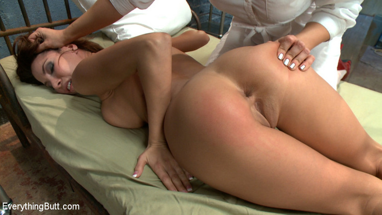 Amazing female anus punishment stretching you fuck girl