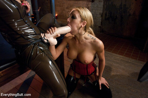 Anal Fisting, Giant Strap-on and Rough A - XXX Dessert - Picture 11